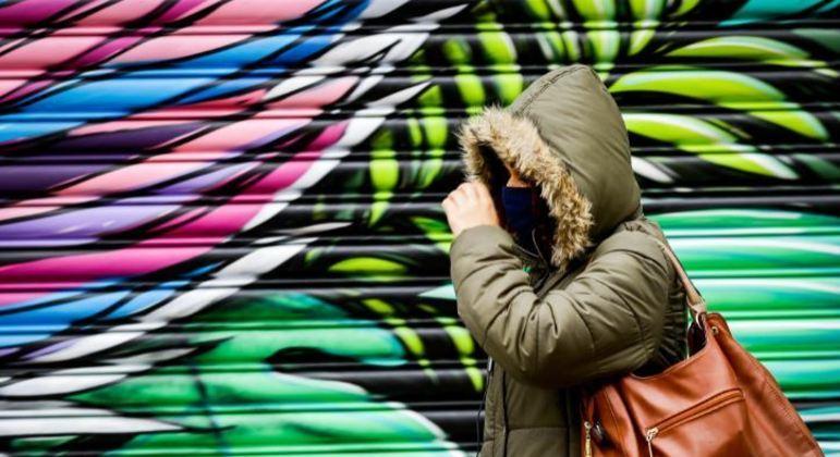 No frio, os cuidados devem aumentar para não correr risco de contrair doenças respiratórias