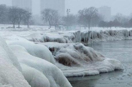 Inverno rigoroso mata 12 pessoas nos Estados Unidos