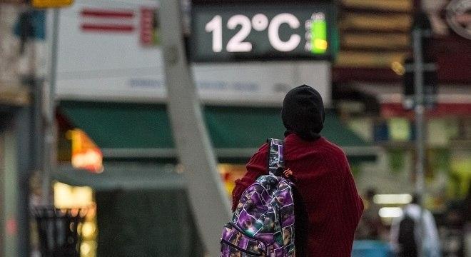 102e4fe73868 Segunda menor temperatura média foi registrada nesta quarta-feira (11) em SP
