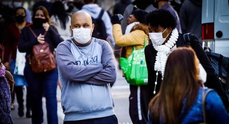 São Paulo tem tarde mais fria do ano pelo 2º dia consecutivo