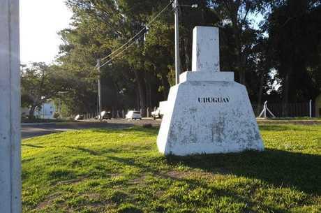 Tensão e boa vontade marcam viagem até o Uruguai