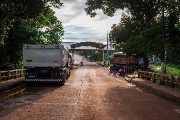 Mais recentemente, umcaso em especial chamou a atenção das autoridades: uma família haitiana chegouà La Paz vinda do Brasil, todos com sintomas da covid-19