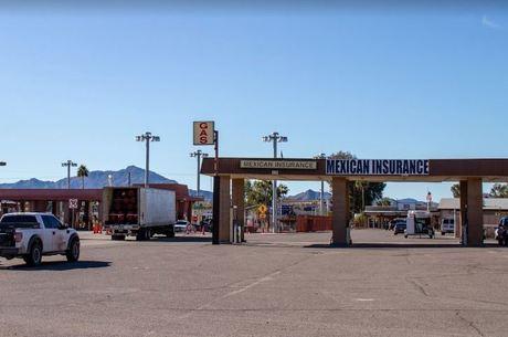 Caso aconteceu perto de Lukeville, no Arizona (EUA)
