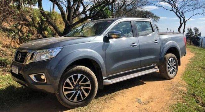 Nissan Frontier espera por mudanças e, por enquanto, ainda vende pouco segundo a Fenabrave