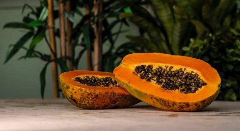Fruta mamão
