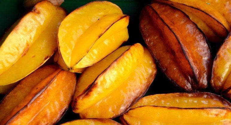 Frutas de junho