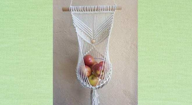 Fruteiras criativas: 7 ideias simples para manter a organização da cozinha