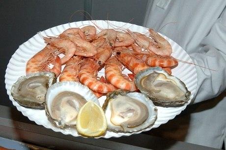Frutos do mar: uma das principais causas de alergia