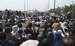 Talibãs aceitam saída de afegãos após 31 de agosto, diz negociadorVEJA MAIS