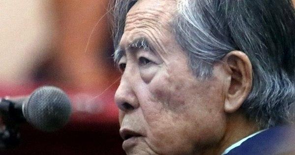 Fujimori, ex-presidente do Peru, é internado com problemas cardíacos