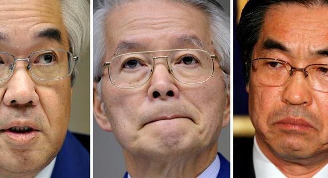 Defesa afirmou que diretores não podiam prever tsunami que originou o desastre