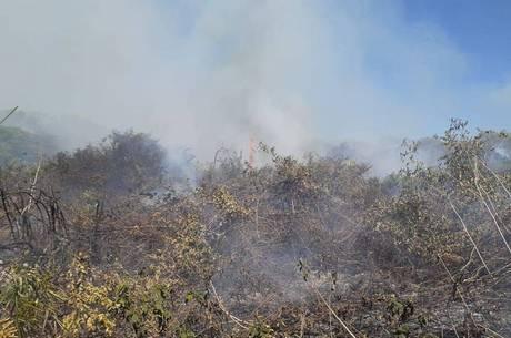 Fumaça de queimadas no Pantanal deve atingir Minas