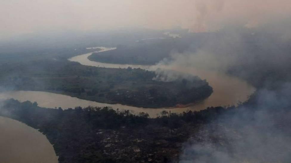 Incêndios no Pantanal neste ano atingiram piores níveis das últimas décadas