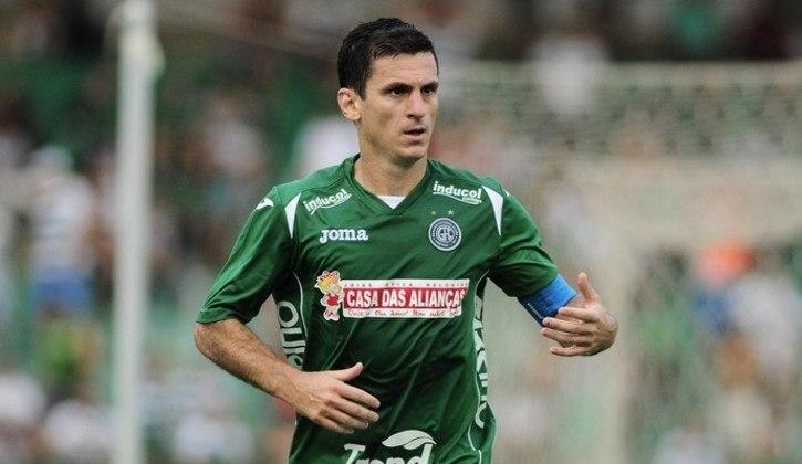 FUMAGALLI - O ex-meia é ídolo no Guarani e já vestiu a camisa do Corinthians.