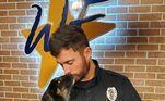 Várias mulheres perguntaram nos comentários se Zackry também estava para adoçãoVeja também:Confira vantagens e dicas para adotar animais adultos