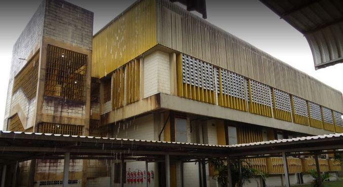 Fundação Casa de São Bernardo do Campo, na região metropolitana de SP