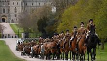 Reino Unido conclui preparativos para o funeral do príncipe Philip