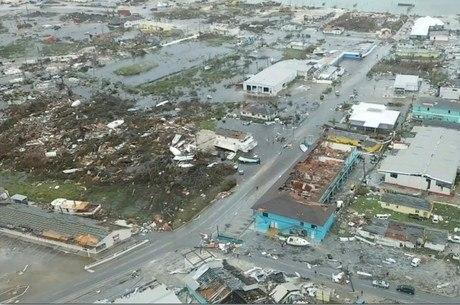 ONU vai enviar toneladas de alimentos para Bahamas