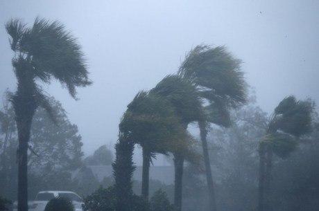 Furacão Michael atingiu a Flórida nesta quarta-feira