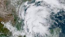 Furacão Nicholas atinge o Texas com ameaça de inundações