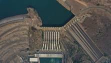 Reservatórios de hidrelétricas já operam abaixo do nível pré-apagão