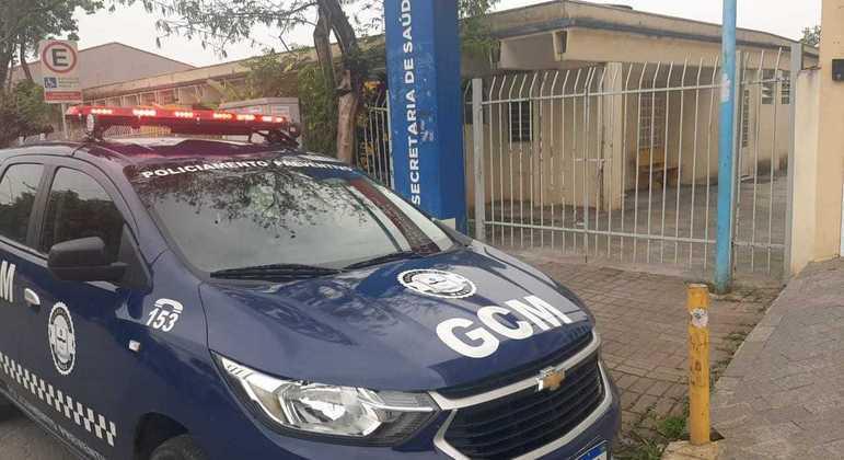 GCM de Mauá (SP) prende dois homens por tentativa de furto de cabos de UBS
