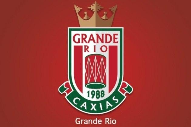 Fusão dos escudos: Grande Rio e Stoke City