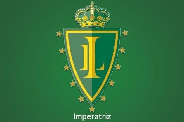 Fusão dos escudos: Imperatriz Leopoldinense e Real Zaragoza