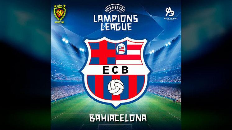 Fusão entre o Bahia e o Barcelona