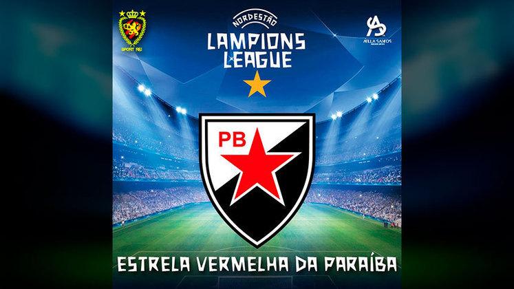 Fusão entre o Botafogo-PB e o Estrela Vermelha (SER)