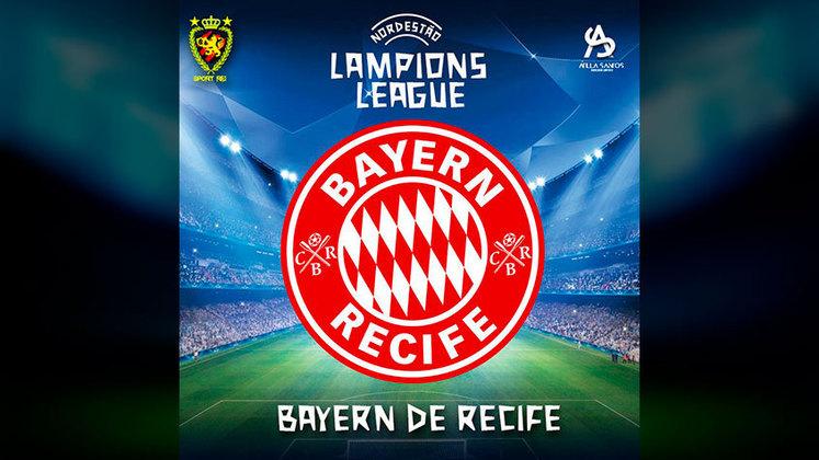 Fusão entre o Náutico e o Bayern de Munique