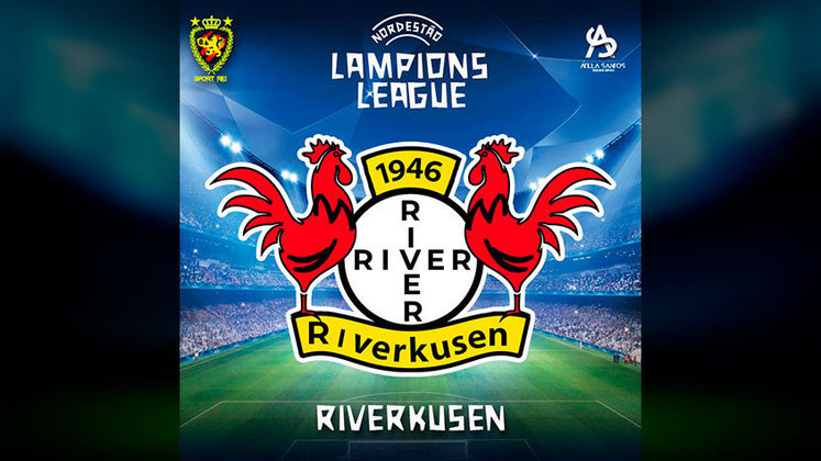 Fusão entre o River-PI e o Bayer Leverkusen