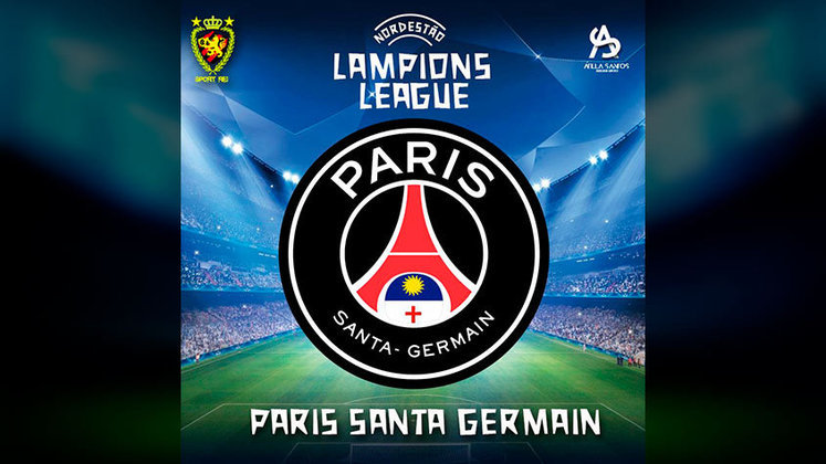 Fusão entre o Santa Cruz e o Paris Saint-Germain