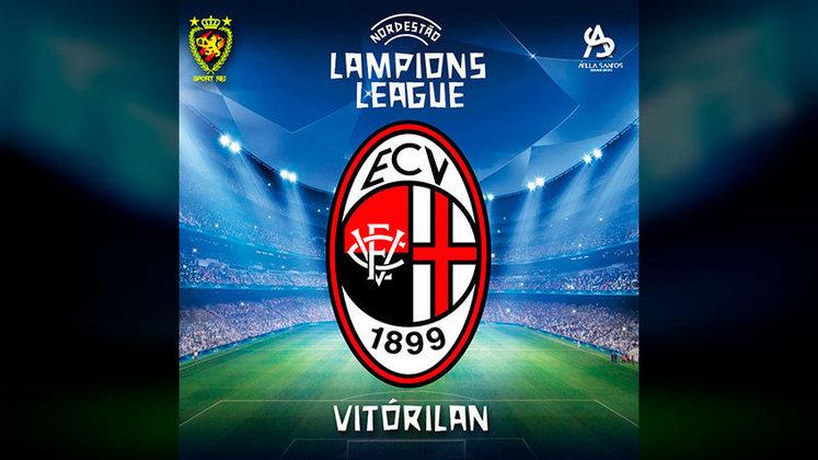 Fusão entre o Vitória e o Milan