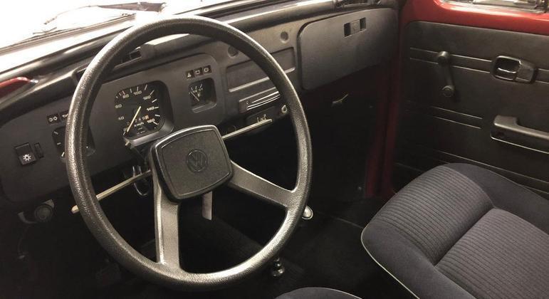 Nome Fusca só foi adotado pela Volkswagen oficialmente em 1983