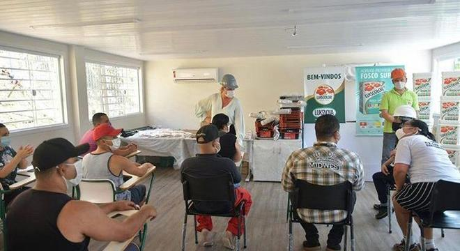Parceria pretende capacitar 20 moradores de Paraisópolis