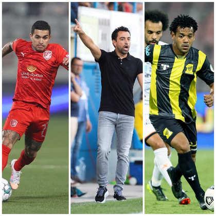 Com muito dinheiro envolvido, os clubes do futebol árabe são temidos por torcedores do Brasil. O futebol do Oriente Médio é cada vez mais atrativo para atletas e treinadores em todo o mundo, e aqui vamos relembrar alguns destaques desses clubes