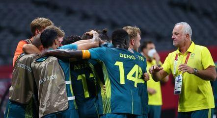 Austrália venceu a Argentina por 2 a 0