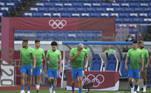 A seleção brasileira busca a segunda vitória na Olimpíada. Na primeira rodada, o Brasil ganhou da Alemanha por 4 a 2. A Costa do Marfim também começou a competição vencendo, 2 a 1 contra a Arábia Saudita