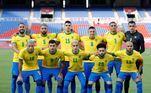 O Brasil enfrenta a seleção da Costa do Marfim, na manhã deste domingo (25), pela segunda rodada do grupo D do futebol masculino nos Jogos Olímpicos Tóquio 2020