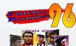 futebol brasileiro 96, game