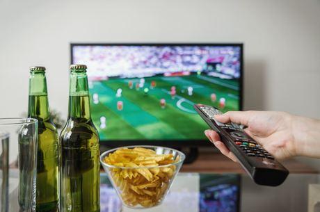 Super Bowl é assistido por mais de 100 mi nos EUA