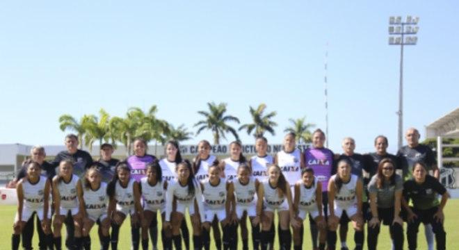 Futebol feminino do Ceará 2018