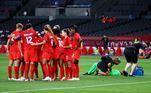 Na segunda rodada, a seleção canadense enfrenta o Chile, às 4h30 do próximo sábado (24), enquanto as japonesas jogam contra a Grã-Bretanha, às 7h30