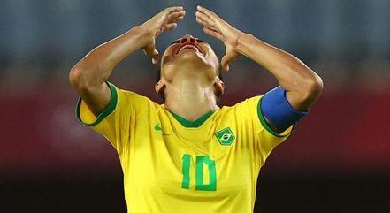 Brasil perdeu e está fora no futebol feminino