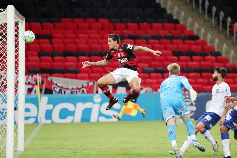 Pedro foi fundamental para o Flamengo conseguiu a dramática vitória