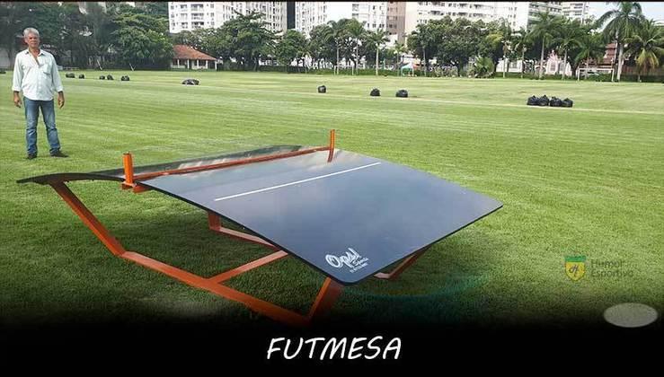 Futmesa: Mais um ouro garantido para o Brasil. Já temos atletas dentro dos próprios clubes brasileiros.