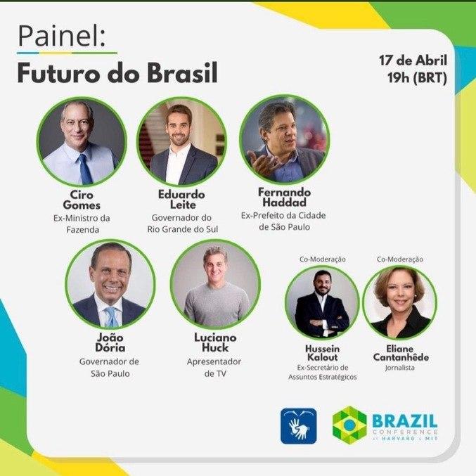 Encontro reúne signatários de manifesto e políticos dispostos a enfrentar Bolsonaro nas urnas