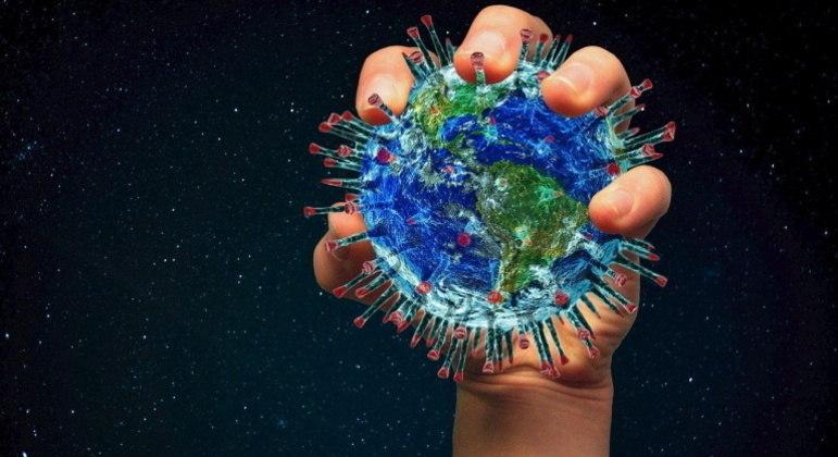 Futuro da pandemia depende do controle da variante Delta e do ritmo da vacinação