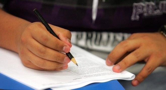Concurseiros devem estudar individualmente para cada prova